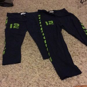 Seahawk leggings